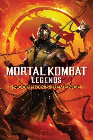 affiche Mortal Kombat Legends: Scorpion's Revenge
