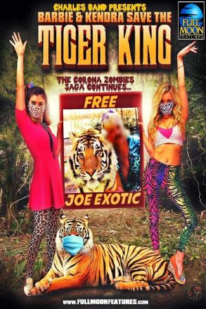affiche Barbie & Kendra Save the Tiger King