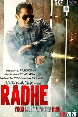 affiche Radhe