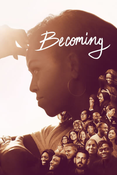 affiche Becoming