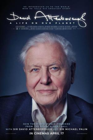 affiche David Attenborough : A Life on Our Planet