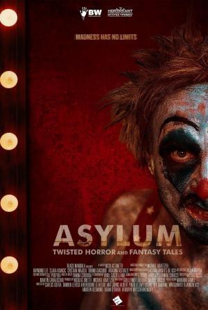 affiche Asylum: Twisted Horror & Fantasy Tales