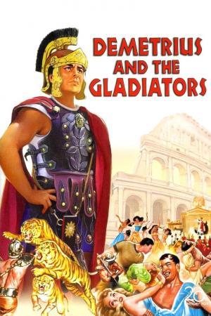 affiche Les Gladiateurs
