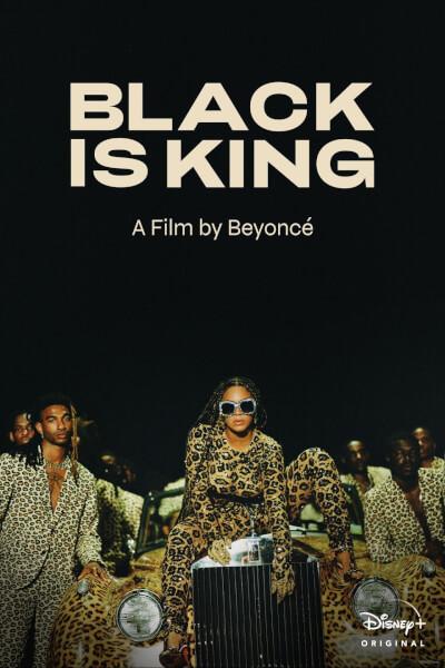 affiche Black Is King