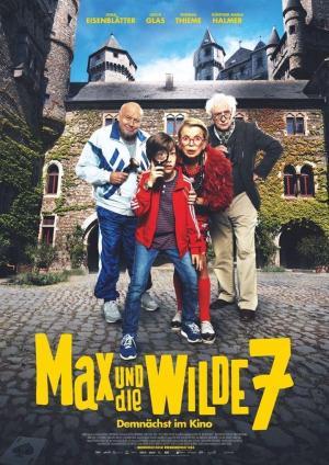 affiche Max und die wilde 7