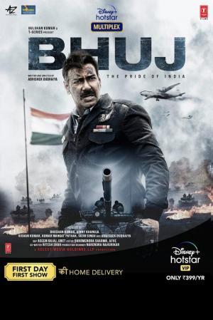 affiche Bhuj: The Pride of India
