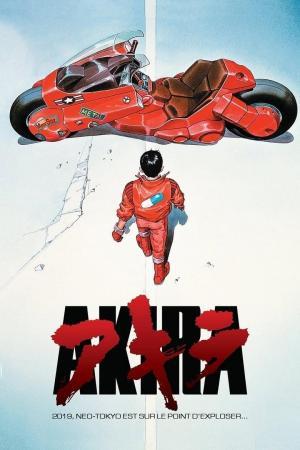 affiche Akira