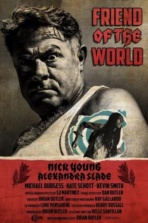 affiche Friend of the World