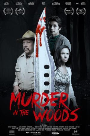 affiche Murder in the Woods