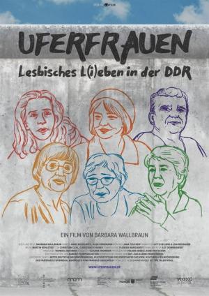 affiche Uferfrauen - Lesbisches L(i)eben in der DDR