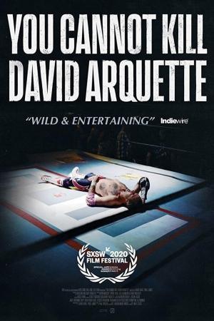 affiche You Cannot Kill David Arquette
