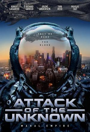 affiche Attack of the Unknown