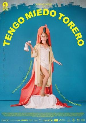 affiche Tengo miedo torero