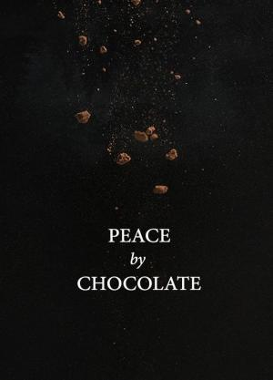 affiche Peace by Chocolate