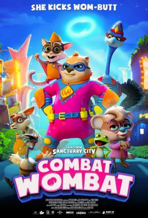 affiche Combat Wombat