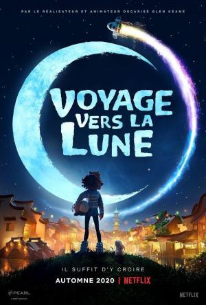 affiche Voyage vers la Lune