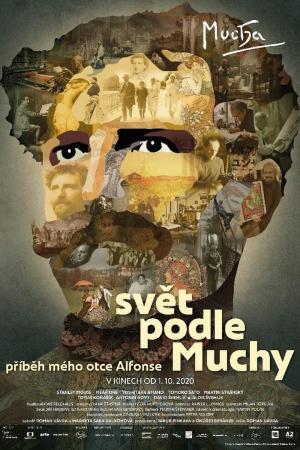 affiche Svět podle Muchy