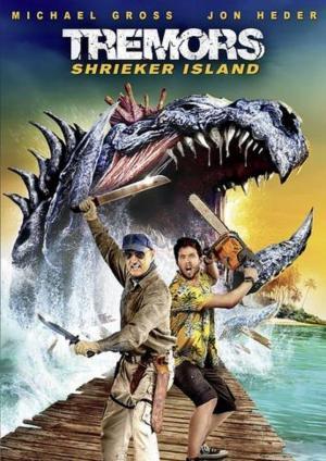 affiche Tremors : Shrieker Island