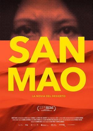 affiche Sanmao: la novia del desierto