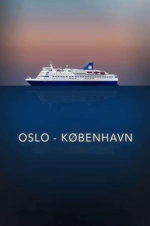 affiche Oslo København