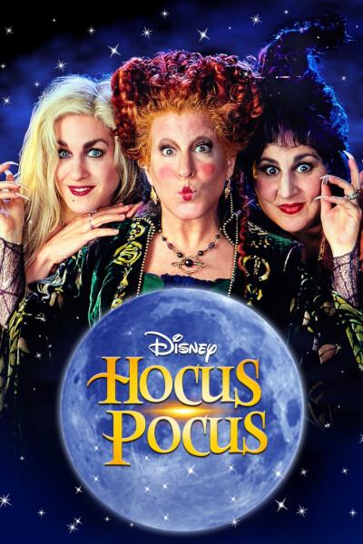 affiche Hocus Pocus: Les trois sorcières