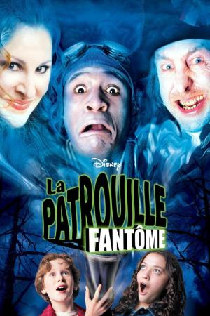 affiche La Patrouille Fantôme