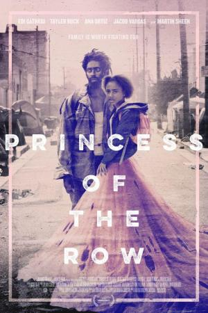 affiche Princess of the Row