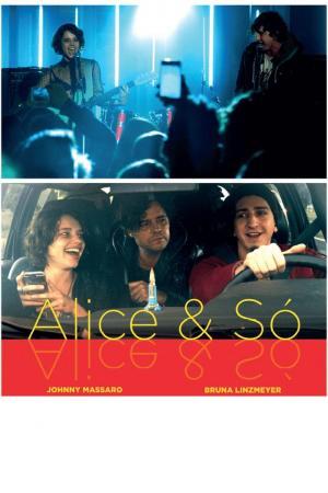 affiche Alice & Só