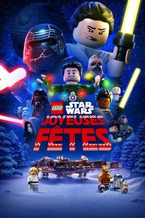 affiche LEGO Star Wars : Joyeuses Fêtes