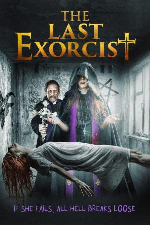 affiche The Last Exorcist