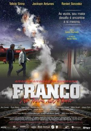 affiche Franco no Trem do Medo