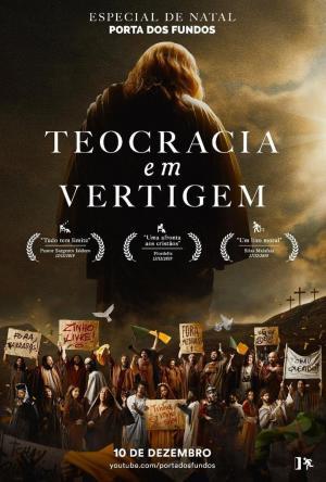 affiche Teocracia em Vertigem