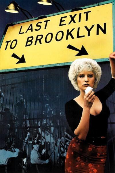 affiche Dernière Sortie pour Brooklyn