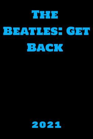 affiche The Beatles: Get Back