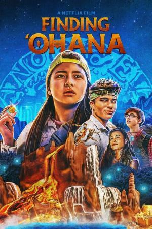 affiche Ohana ou le trésor caché