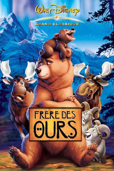 affiche Frère des ours