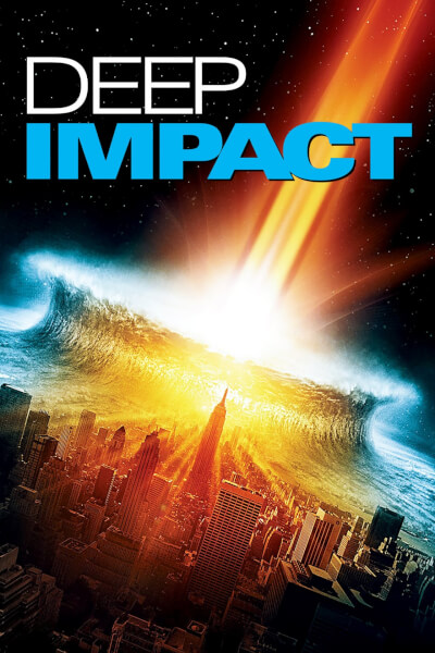 affiche Deep Impact