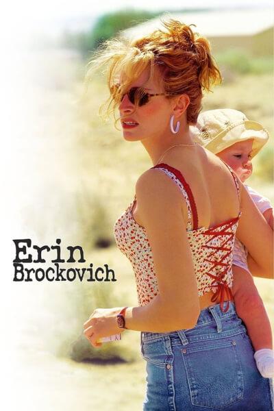 affiche Erin Brockovich : Seule contre tous