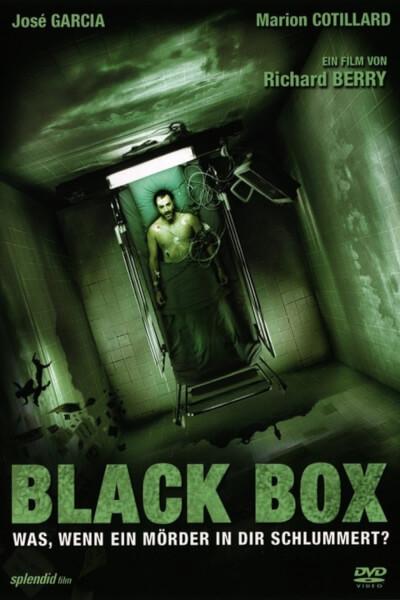affiche La Boîte noire