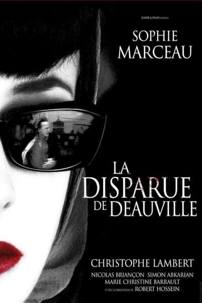 affiche La Disparue de Deauville