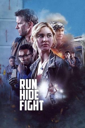 affiche Run Hide Fight