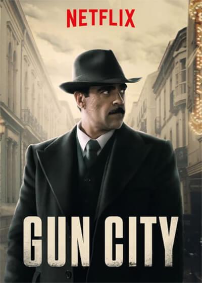 affiche Gun City