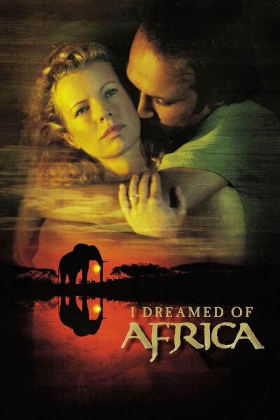 affiche Je rêvais de l'Afrique