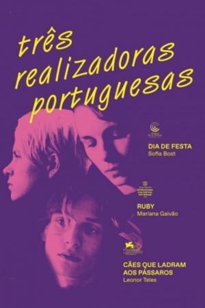 affiche Três Realizadoras Portuguesas