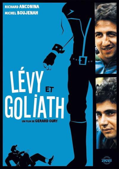 affiche Lévy et Goliath
