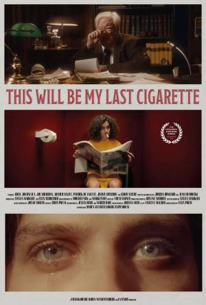 affiche This Will Be my Last Cigarette