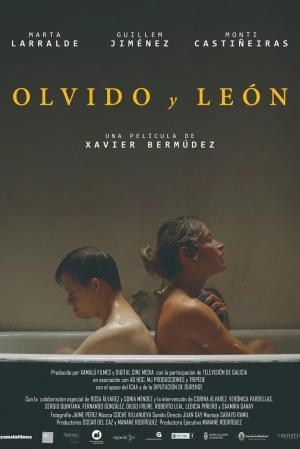 affiche Olvido y León