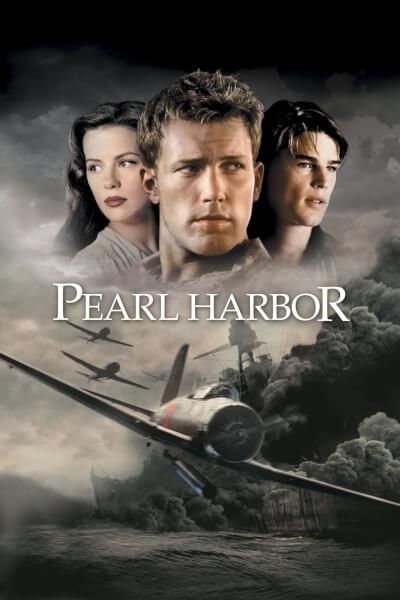 affiche Pearl Harbor