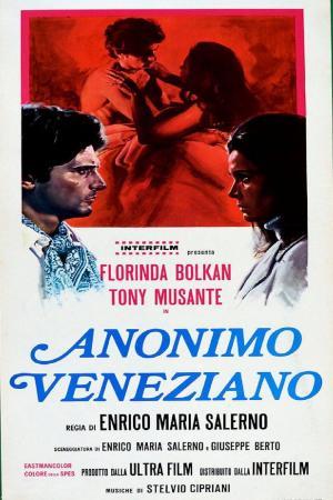 affiche L'Adieu à Venise
