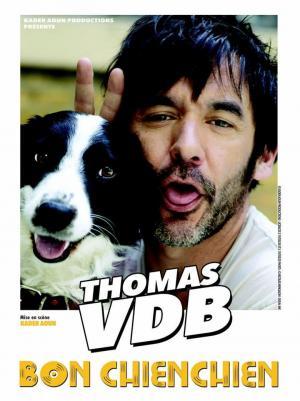 affiche Thomas VDB - Bon Chienchien